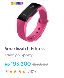 smartwatch fitness