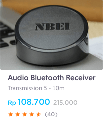 audio bluetooth receiver