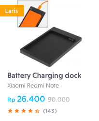 battery charging dock