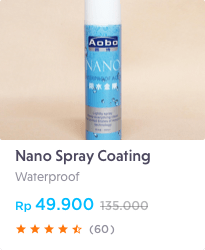 nano spray coating