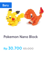 pokemon nano block