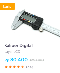 kaliper digital