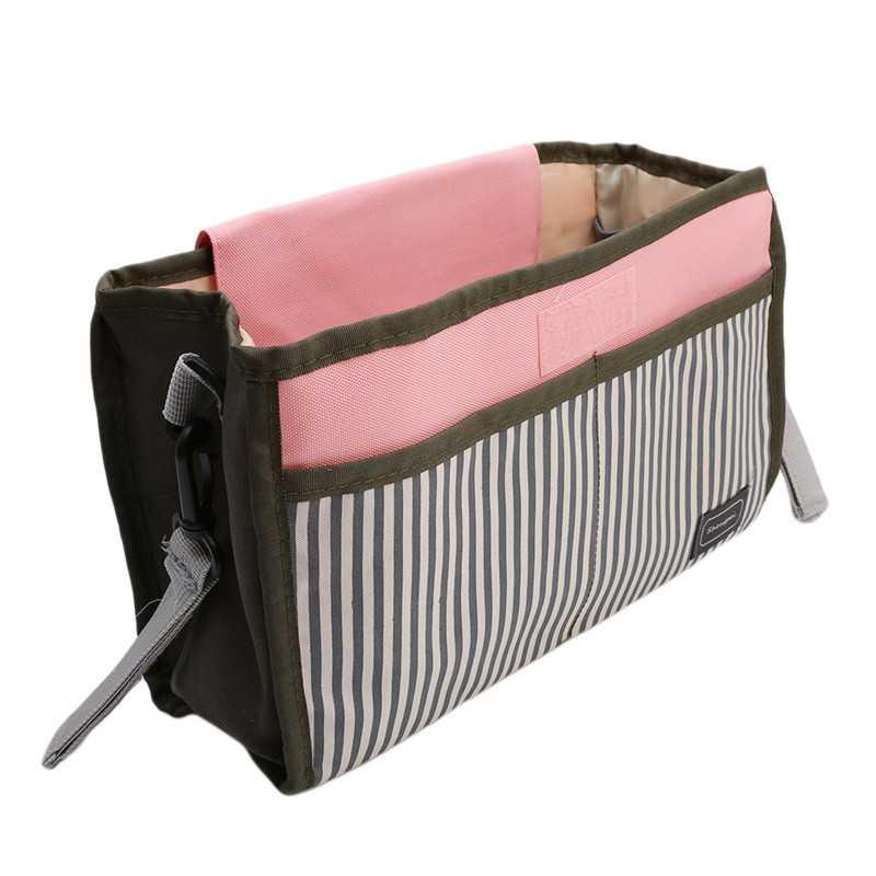 Tas Perlengkapan Bayi untuk Stroller Kereta Dorong Bayi