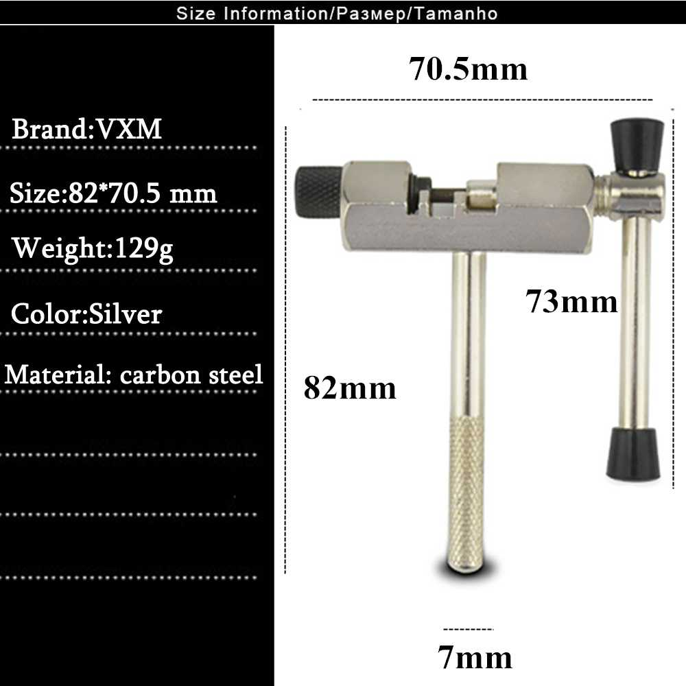 Alat Pemotong Rantai Sepeda Chain Breaker