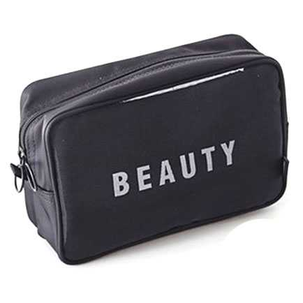 Pouch Makeup Organizer Bag in Bag Mesh Breathable