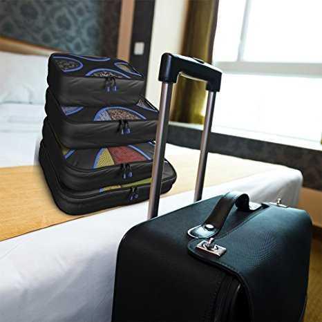 Shackle Pak Tas Travel Bag in Bag Organizer 4 in 1