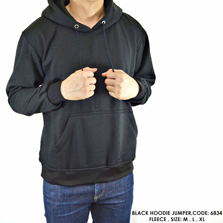 Jual Jaket Sweater Hoodie Jumper Polos Pria | Jakmall.com
