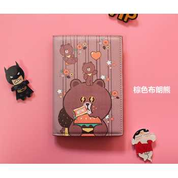 cover passport cartoon series bdo087