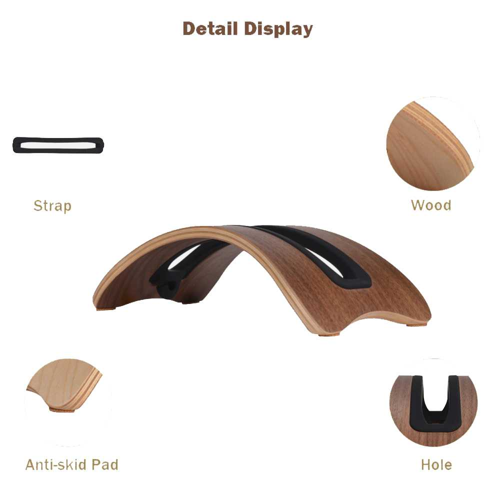 Dudukan Tablet / Laptop Stand Holder Bahan Kayu
