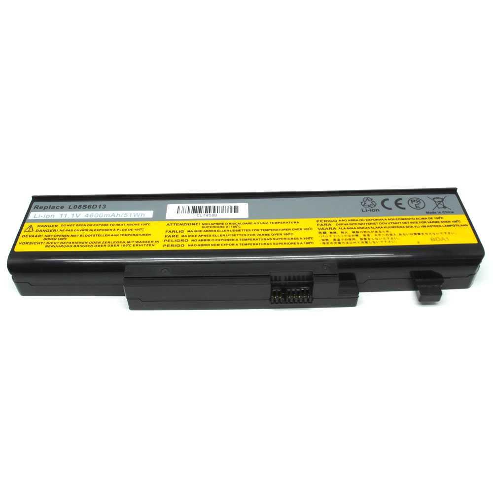 Baterai LENOVO IdeaPad Y450 Y450A Y450G Y550 Y550A Y550P Lithium Ion