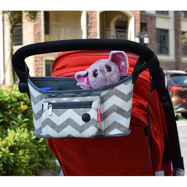 Tas Perlengkapan Stroller Kereta Dorong Bayi