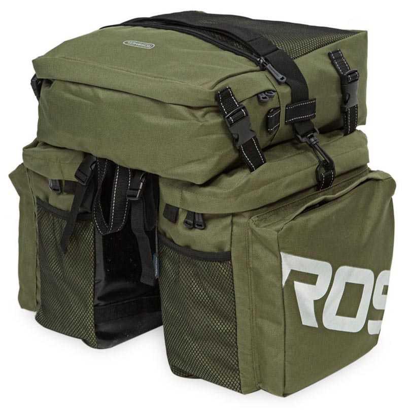 Roswheel Tas Sepeda Triple Bag 37L - 14892