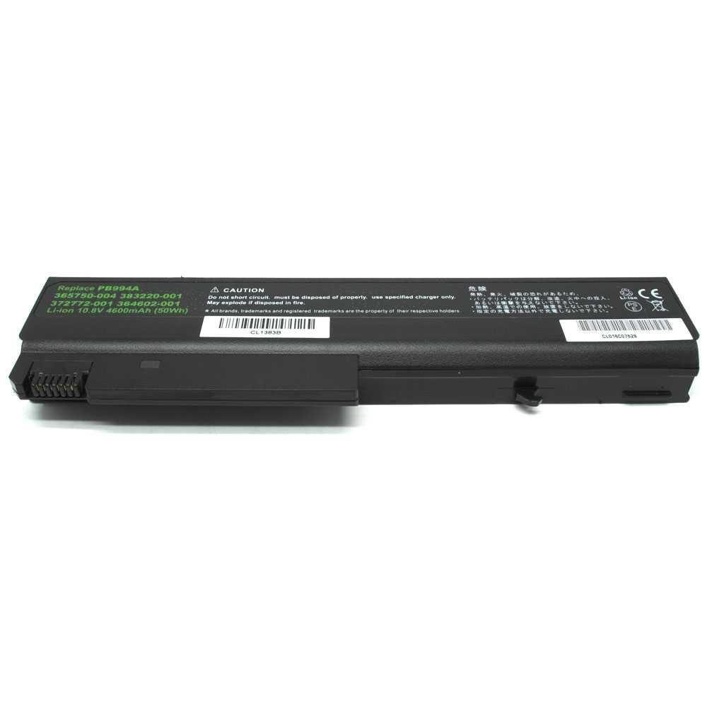 Baterai HP Compaq NX5100 NC6120 NC6220 NC6230 NX6110 NX6120 Lithiumion