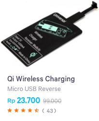 8 charger wireless
