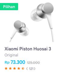 7 earphone