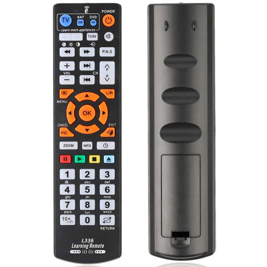 CHUNGHOP Universal Learning IR Remote - L336