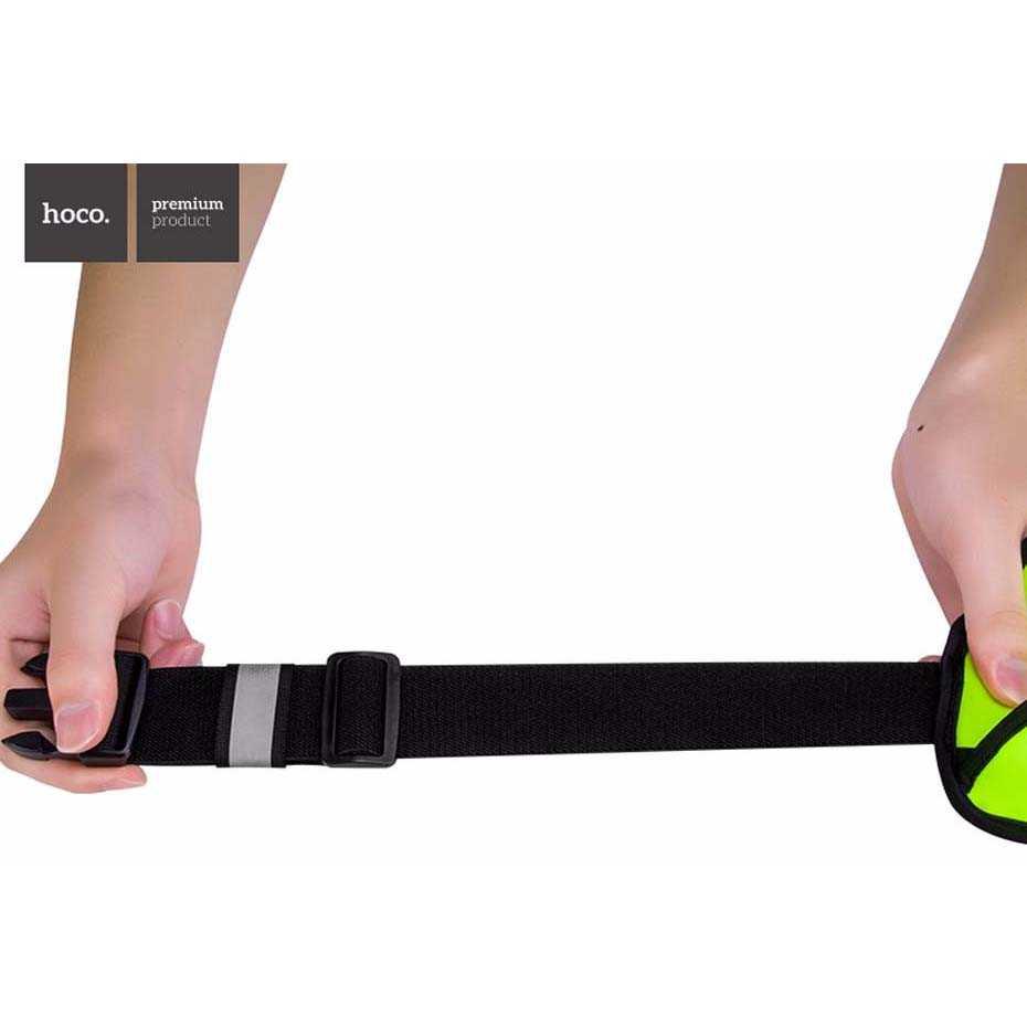 HOCO Tas Pinggang Olahraga Multifungsi - Size M