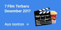 7 film terbaru desember