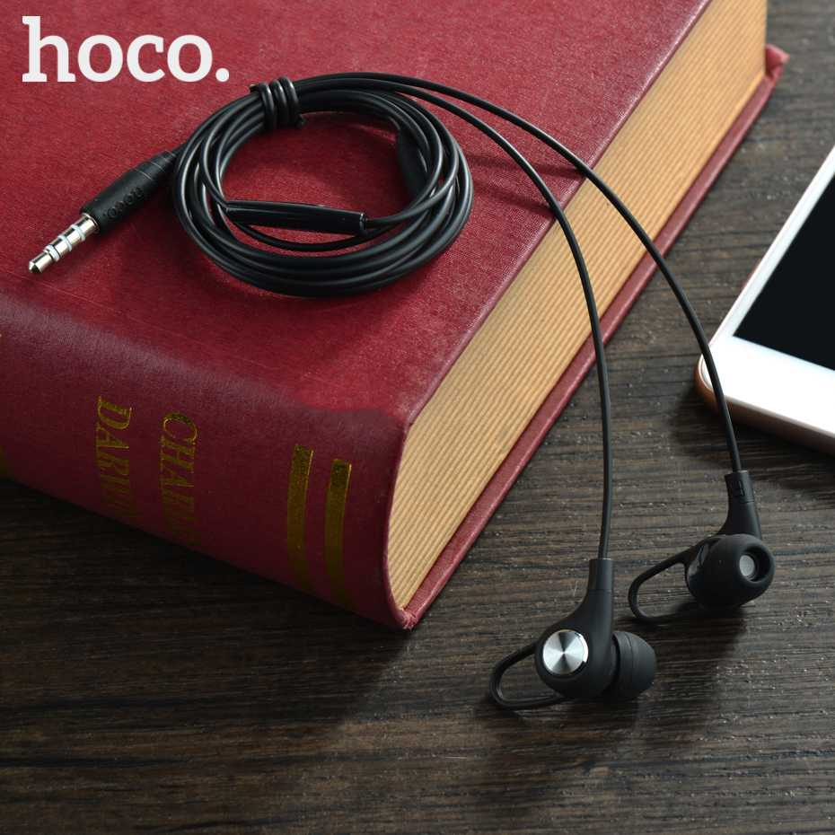 HOCO M21 Earphone with Mic