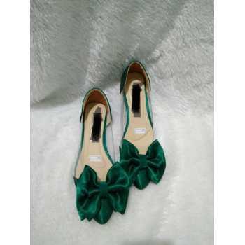 Harga Sandal Teplek Flat Jepit Pita Hijau NFZ 104 PriceNia com Source · Sepatu Wanita Flatshoes Mika Pita