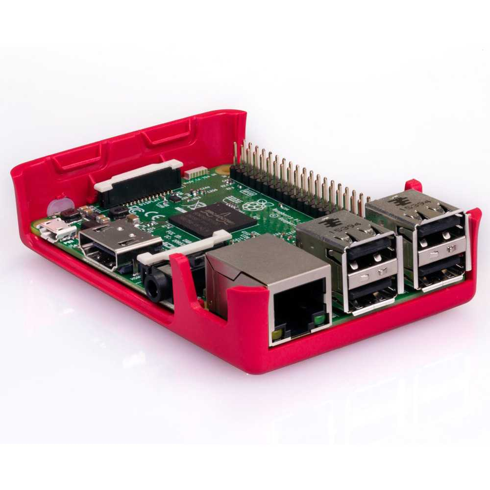 Raspberry Pi 3 Case ORIGINAL
