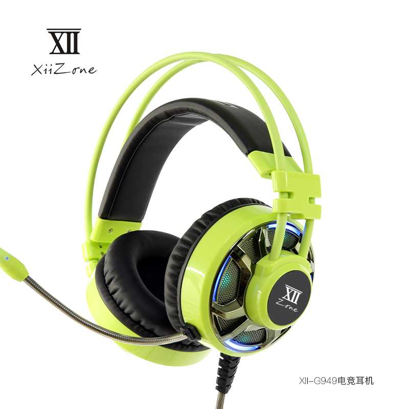 Remax Gaming Headset LED dengan Mic - XII-G949
