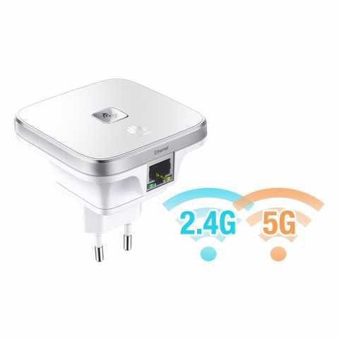 Huawei Mini Router Wireless Range Extender 5G/2.4G 300Mbps - WS323