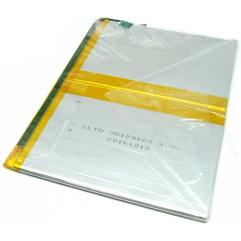 Chuwi Baterai Li-Polymer CLTD 35120160 3.7V 14 DAYS
