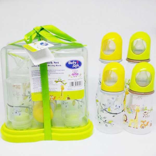 Jual BABYSAFE Bottle Rack Set - Parcel Bayi - Rak Botol Set | Jakmall.com