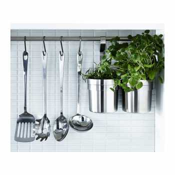 Ikea Grunka Set 4 Peralatan Dapur Bahan Baja Tahan Karat