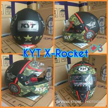 Helm KYT X Rocket 3
