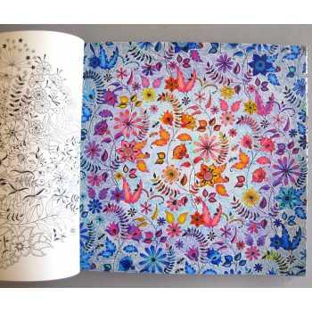 Art Therapy Taman Rahasia Secret Garden