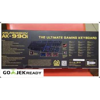 Keyboard Gaming Armaggeddon AK990i