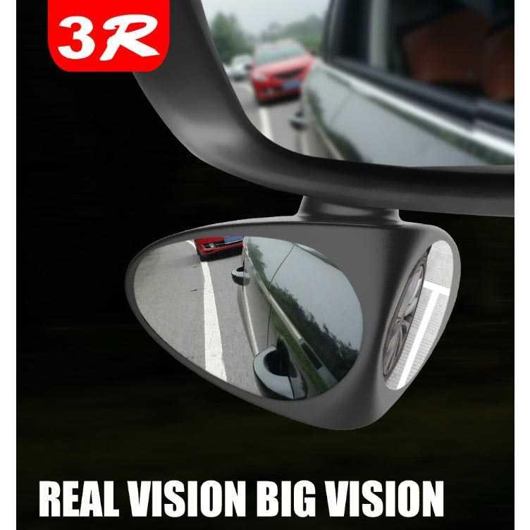 Kaca Spion Blindspot Wide Angle Big Vision Left