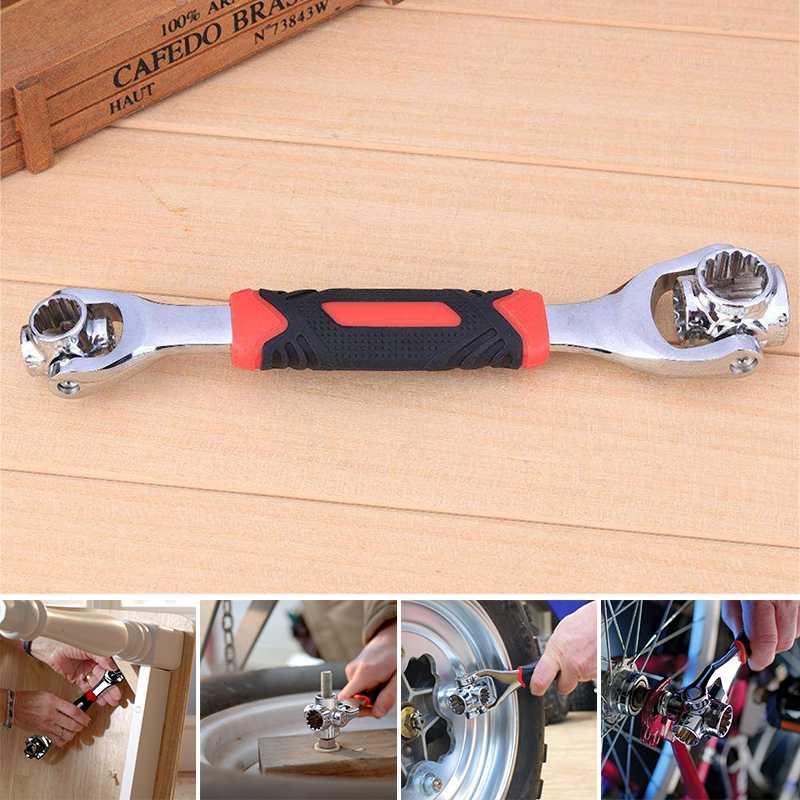 Kunci Pas Multifungsi Tinger Wrench Universal 48 in 1