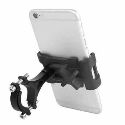 Holder Smartphone Sepeda Aluminum Handlebar