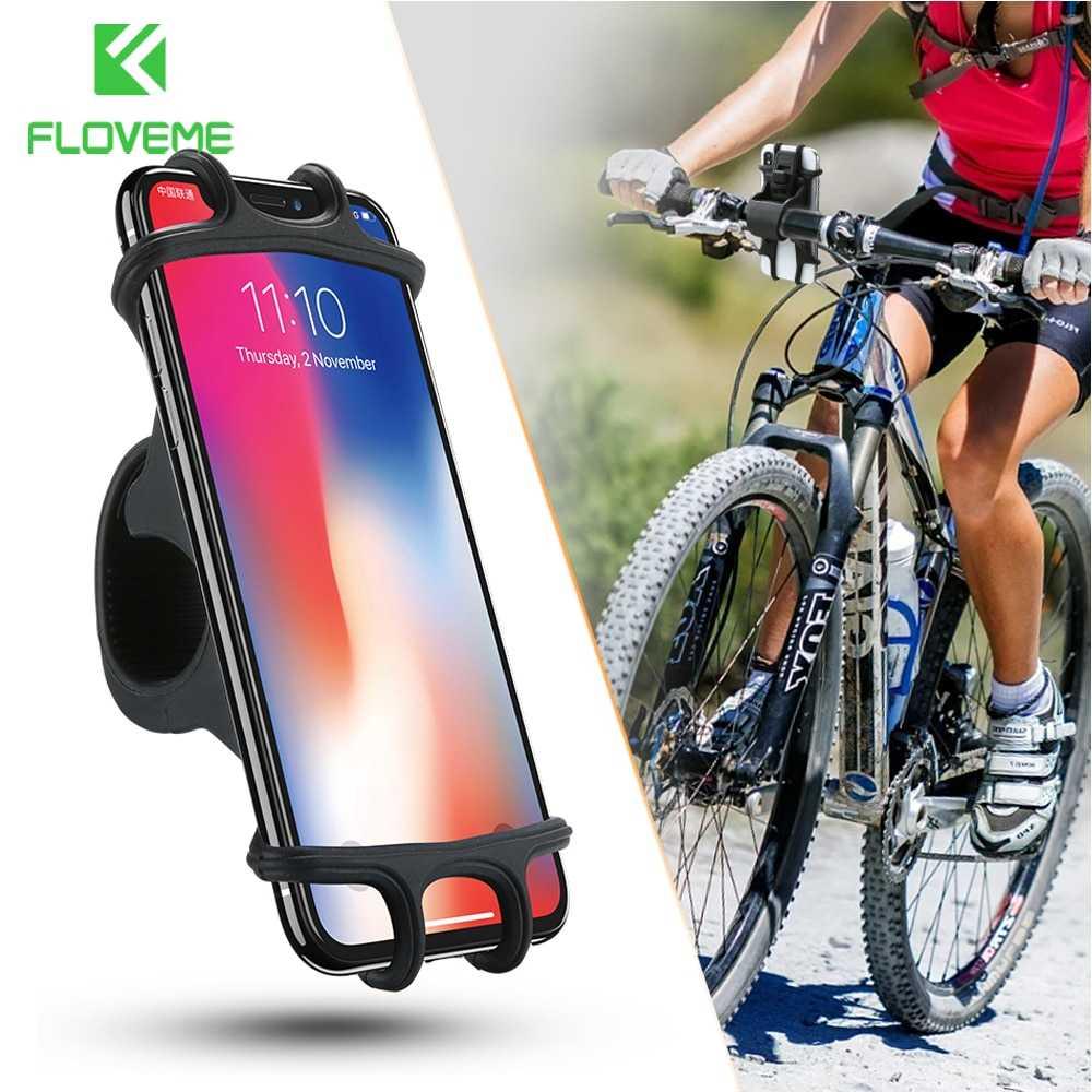 Bike Smartphone Holder Sepeda Universal Bicycle