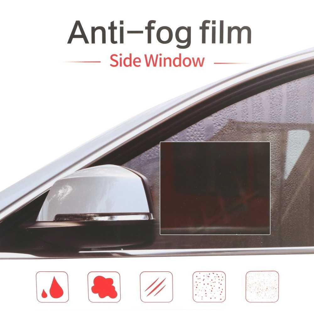 Sticker Anti Fog Spion Mobil Waterproof Film 20x16cm 2PCS