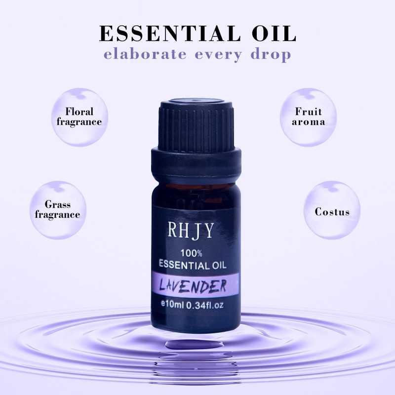 Pure Essential Oils Minyak Aromatherapy 10ml