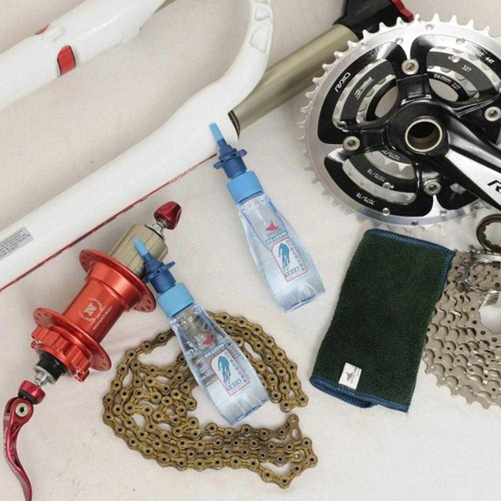 Pelumas Rantai Sepeda Bike Chain Lubricant Oil 60ml