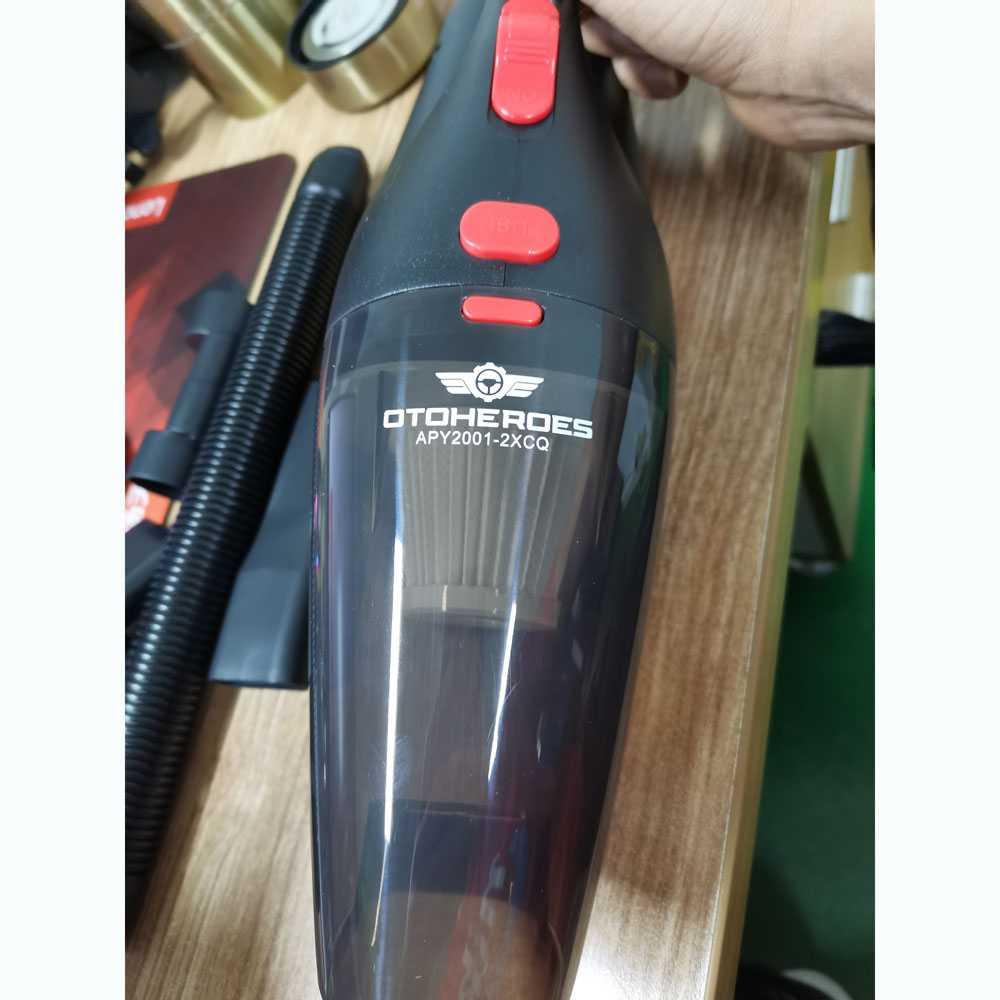 Vacuum Cleaner Penyedot Debu Mobil 12V 120W