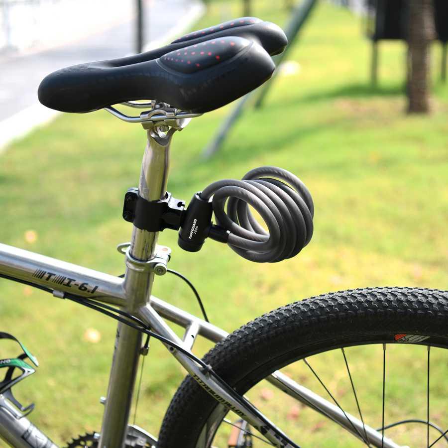 Gembok Sepeda Kabel 1.2m
