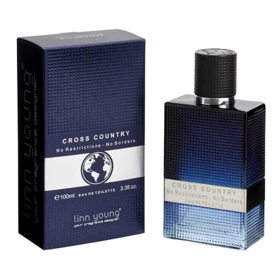 Jual Parfum Original - Linn Young Cross Country For Men EDT 100ml