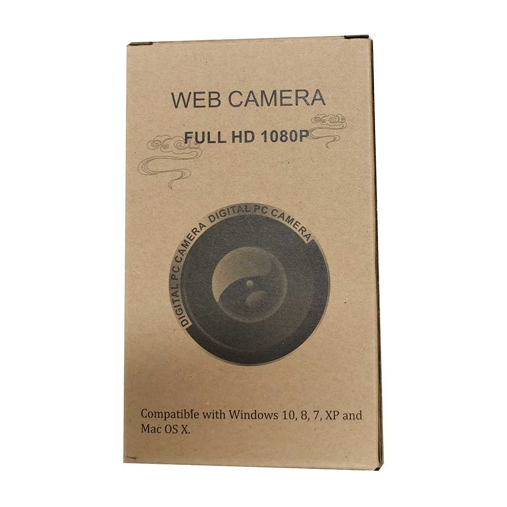 HD Webcam Desktop PC Laptop Video Conference 1080P Mic H800