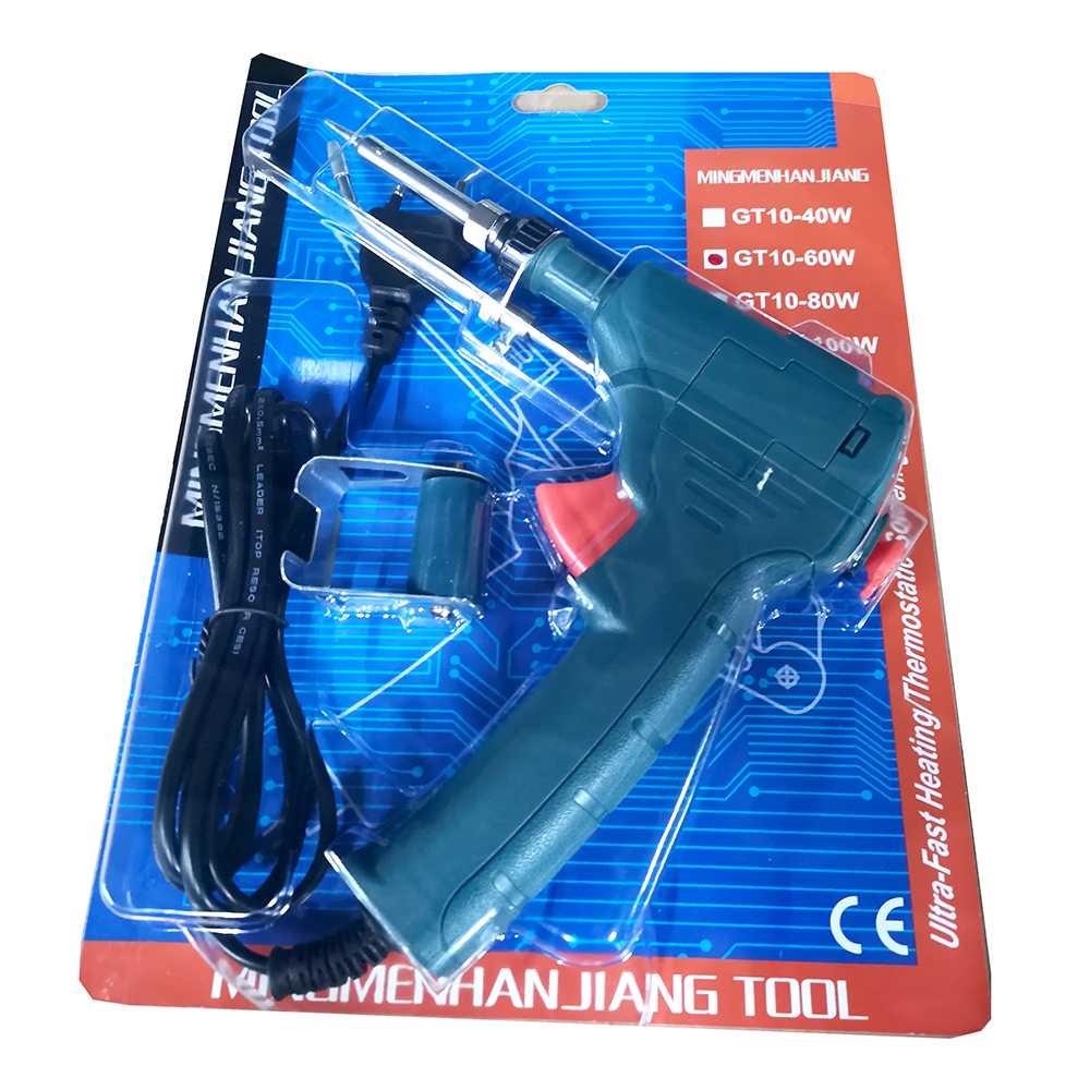 Solder Iron Automatic Tin Gun 60W