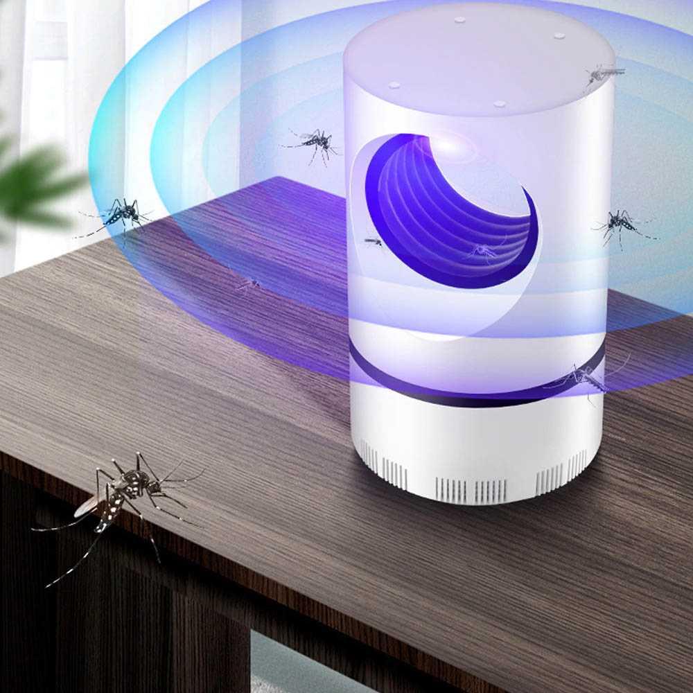 Lampu Perangkap Nyamuk Elektrik Obat Nyamuk Elektrik Mosquito Killer