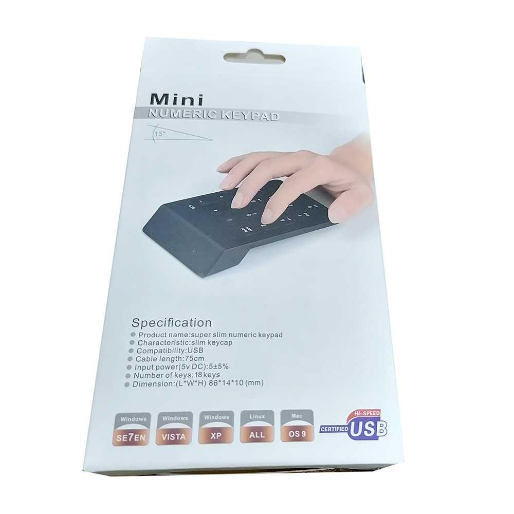 Keypad Numeric Wireless 2.4GHz 10 Meter