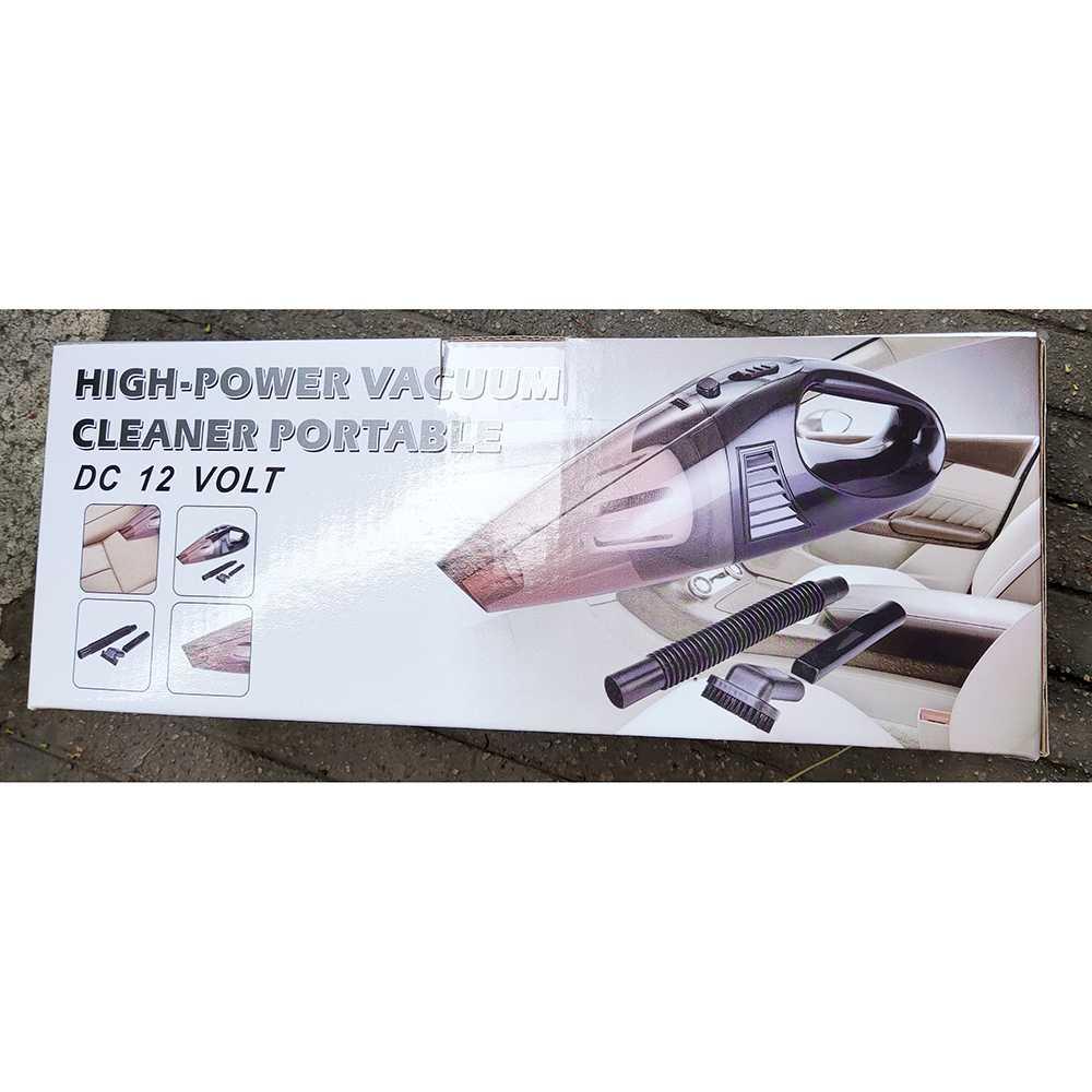 Vacuum Cleaner Penyedot Debu Mobil 100W 12V