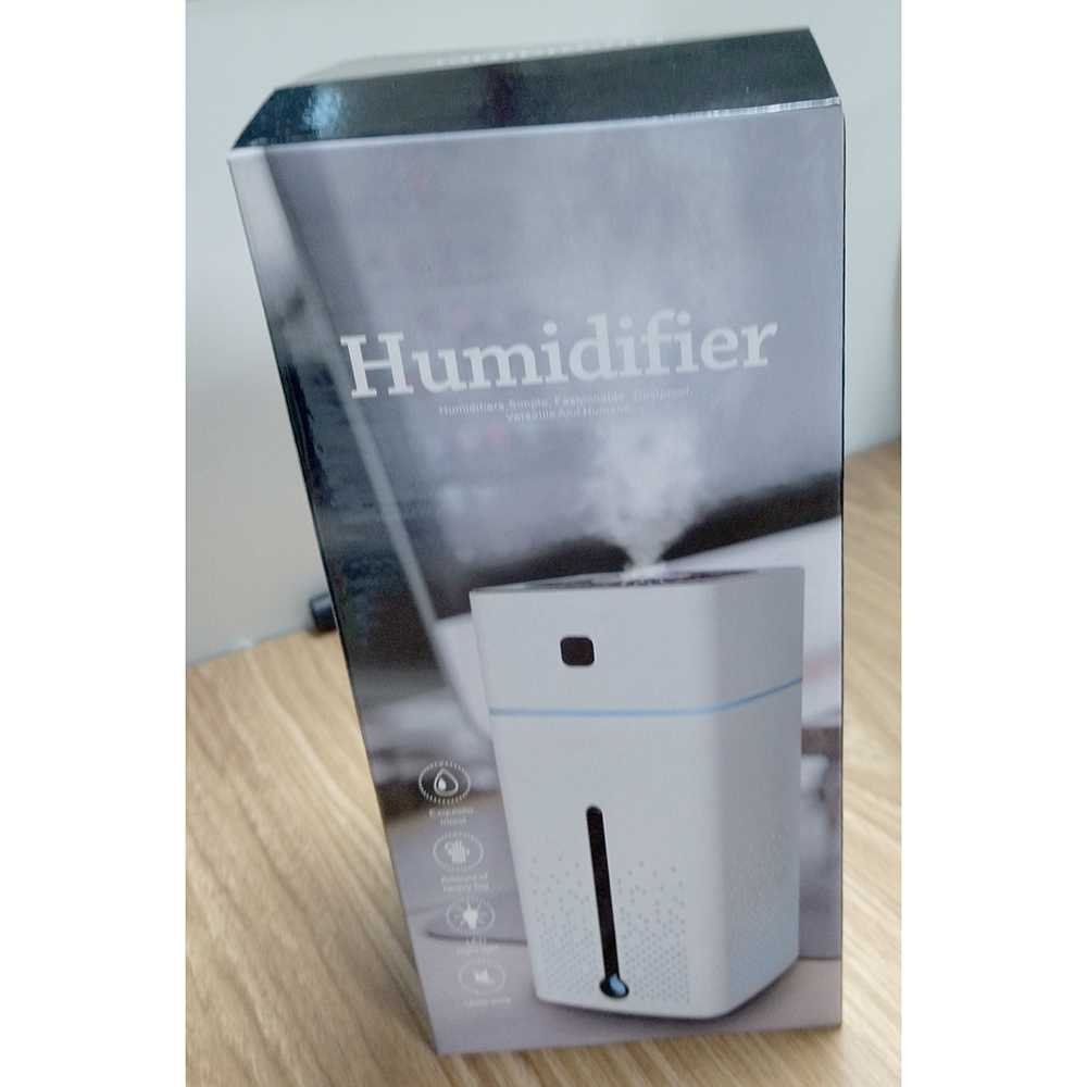 Air Humidifier Aromatherapy Diffuser RGB 1000ml