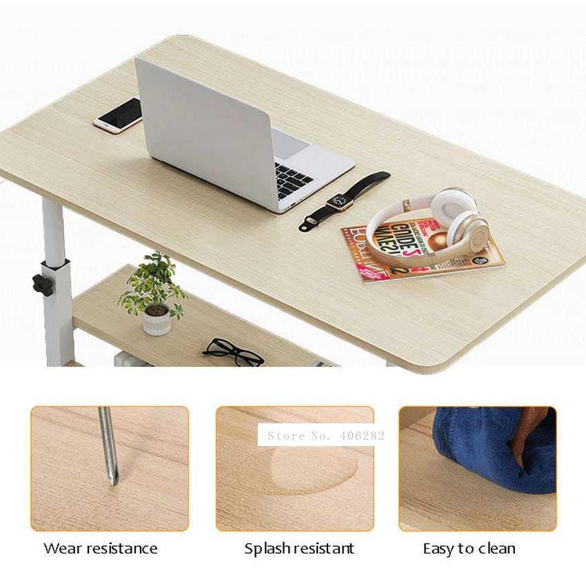 Meja Laptop Adjustable Portable Movable Laptop Desk